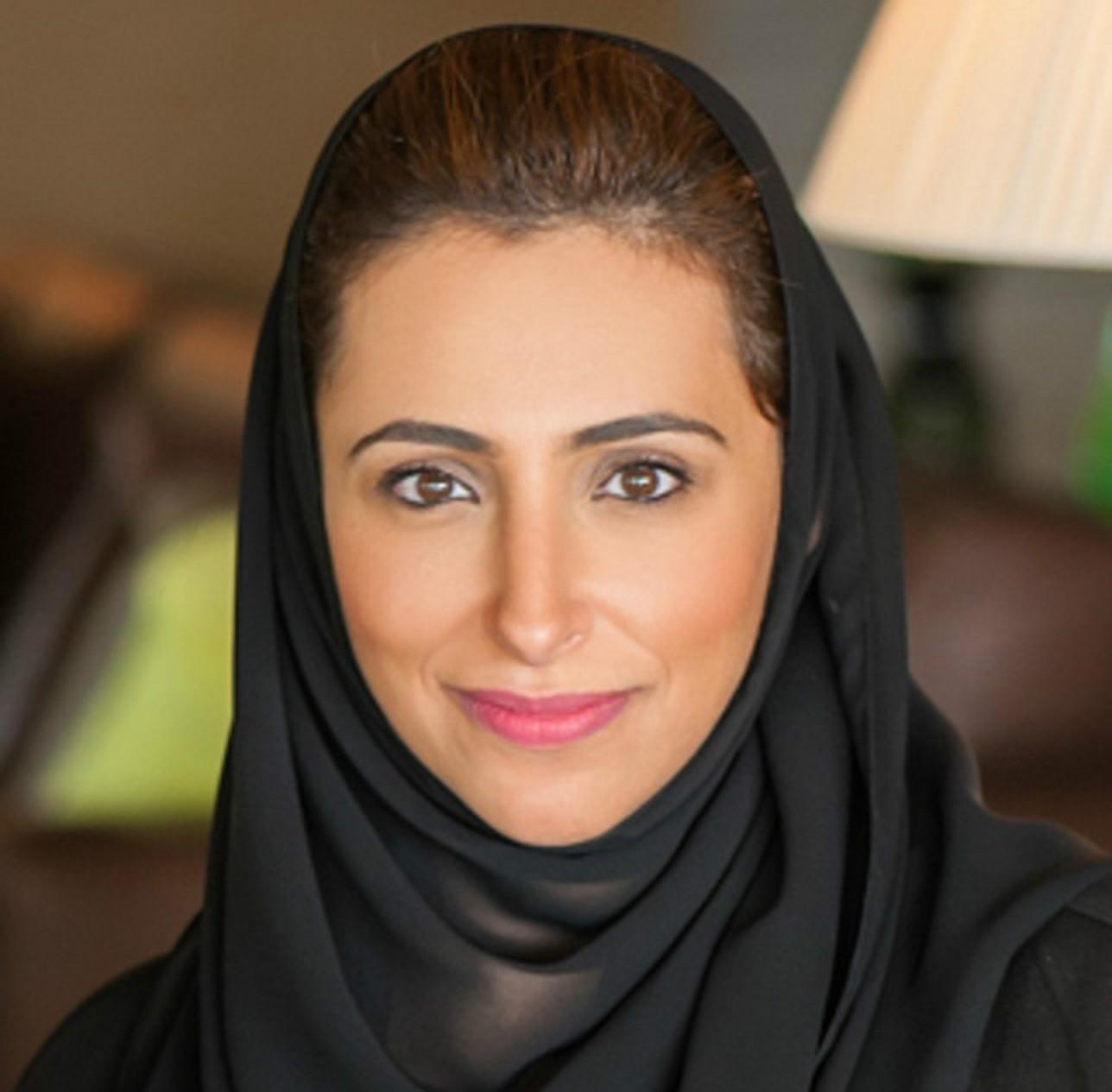 1- Sheikha Bodour