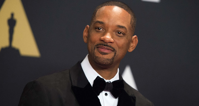 Actor Will Smith attends the 7th Annual Governors Awards honoring Spike Lee, Gena Rowlands and Debbie Reynolds, in Hollywood, California, on November 14, 2015.AFP PHOTO /VALERIE MACON