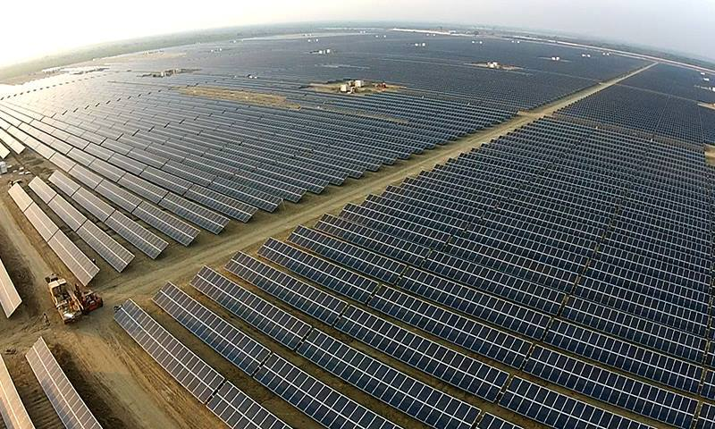 Qauid-e-Azam Solar Power Plant, Bahawalpur.–File photo