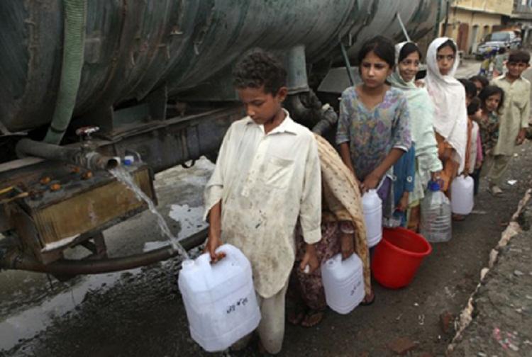 Aggravating-Water-Crisis-sarfraz ali
