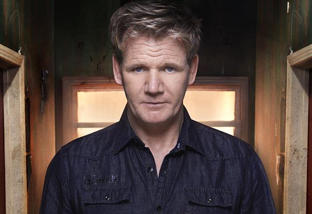 HOTEL HELL: Chef and hospitality expert Gordon Ramsay will travel across the country to fix struggling hotels, mediocre motels and just plain bad bed and breakfasts with a two-night series premiere event airing Monday, Aug. 13 (8:00-9:00 PM ET/PT) and Tuesday, Aug. 14 (8:00-9:00 PM ET/PT) on FOX. ©2012 Fox Broadcasting Co. Cr: James Dimmock/FOX