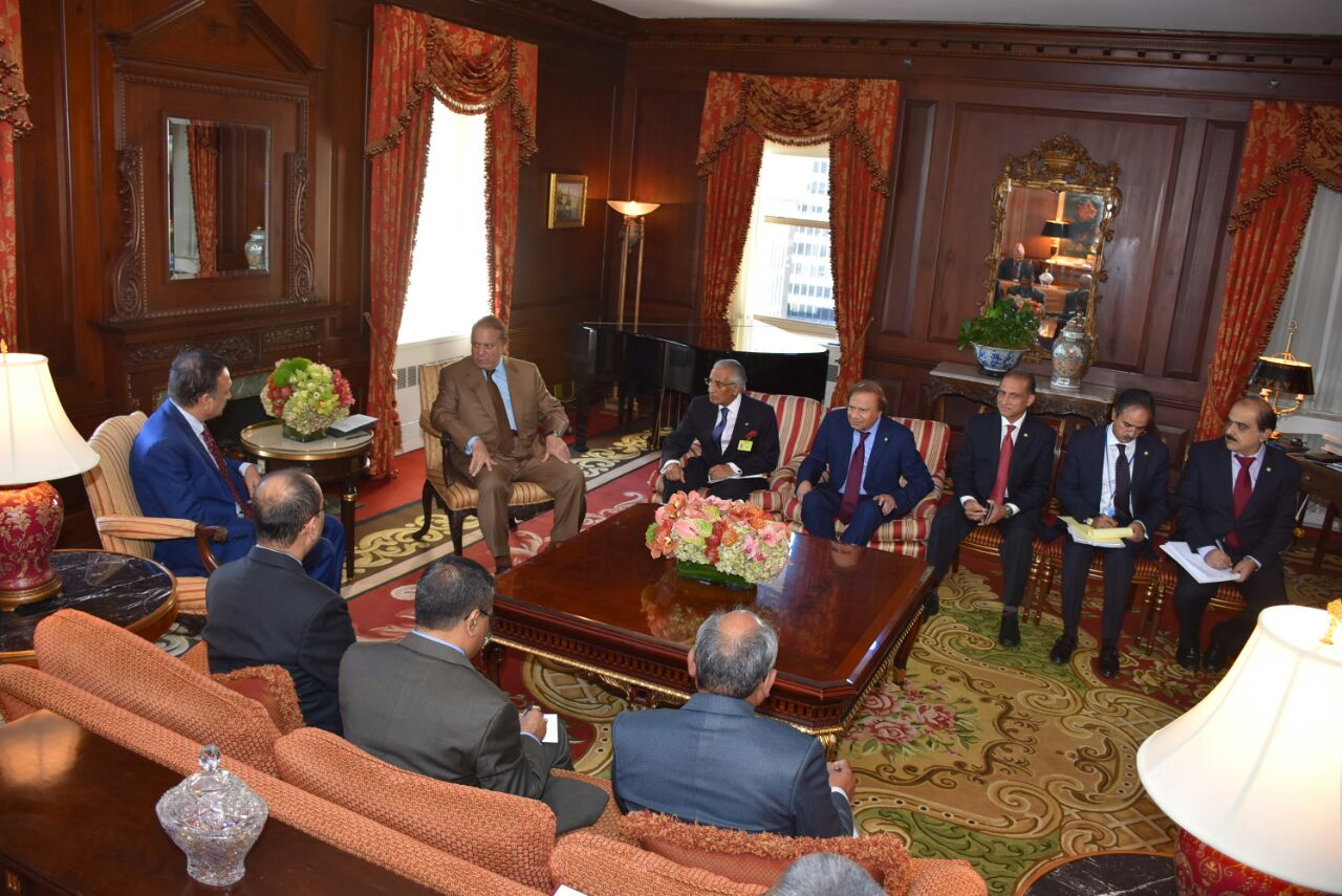 Prime Minister at UN Nepalese Foreing Minister