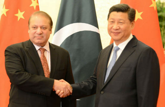 """Prime Minister Nawaz Sharif has declared that the China-Pakistan Economic Corridor (CPEC) would convert Pakistan into """"a regional manufacturing hub and a lucrative market for Foreign Direct Investment (FDI)"""""""