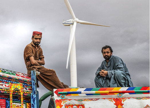 China's Three Gorges gets nod for wind power project in Pakistan
