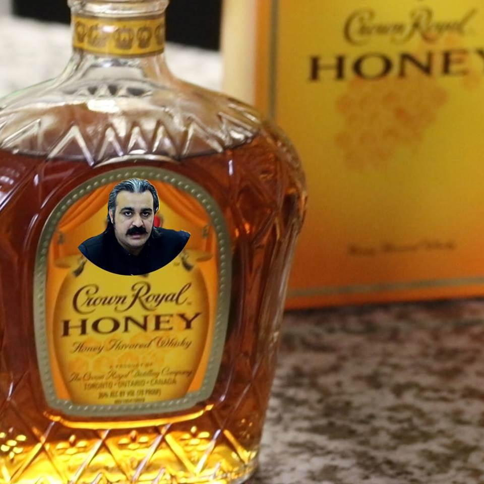 No not this honey.