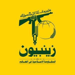 Official Flag of Liwa Zainabiyoon
