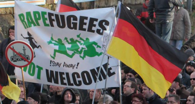 Neo-Nazis gaining momentum in Germany against refugee-friendly policies of the govt