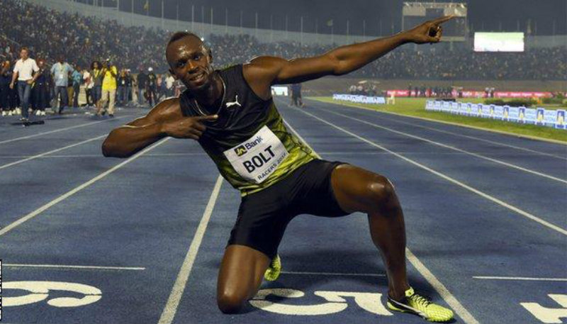 'Salute a Legend': Usain Bolt wins final 100m race in ...