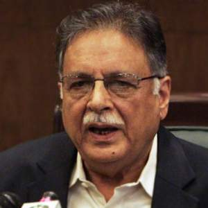 Information Minister Parvaiz Rasheed was fired amid Dawn Leaks Fiasco